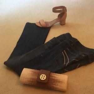 William Rast Stella Bootcut Stretch Jeans.